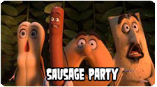 Sausage Party Costumes